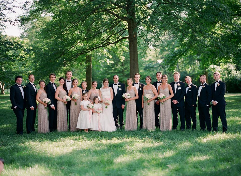 Annie And Ben Bissinger S Caramel Room Wedding Lisa