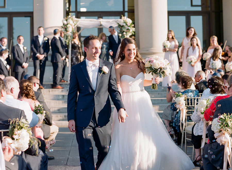 Missouri History Museum Wedding