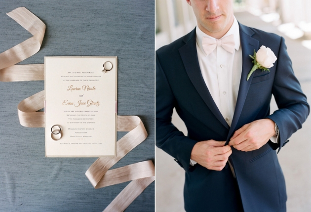Lauren and Evan :: Married at the Missouri History Museum at Forest ...