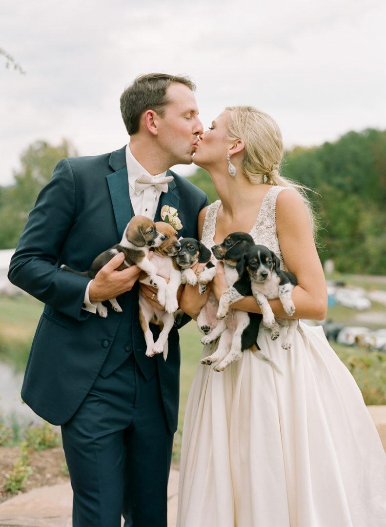 sunflower hill wedding photos