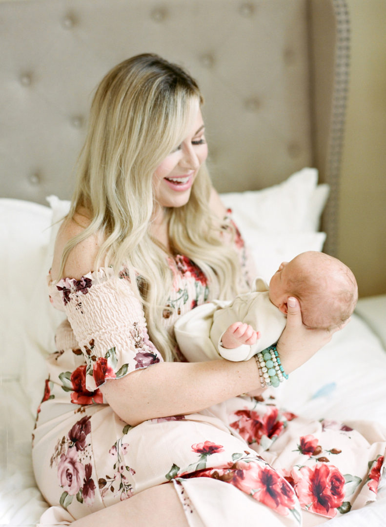 St. Louis newborn session